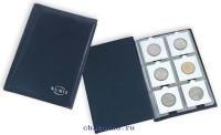 Альбом для монет, с листами NUMIS 130*190 10листов на 6 ячеек